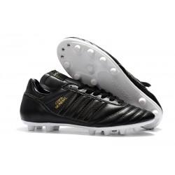 Profesjonalne Buty Piłkarskie Adidas Copa Mundial FG Czarny Biały