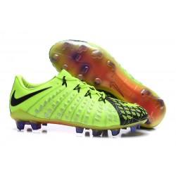 Nowe Buty piłkarskie Nike HyperVenom Phantom 3 FG Zielony Czarny