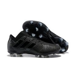 Buty piłkarskie Meskie Adidas Nemeziz Messi 18.1 FG Wszystko Czarne