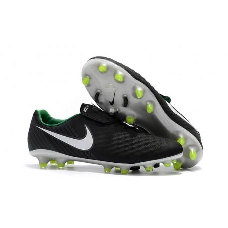 official photos 9fa32 b27f0 Buty piłkarskie Sklep Nike Magista Opus II FG Czarny Biały