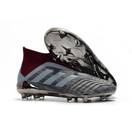 Buty piłkarskie Meskie - Adidas Predator 18+ FG