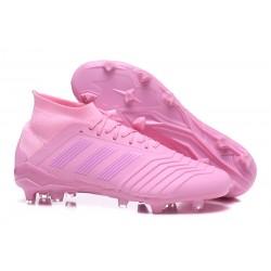 Korki Piłkarskie Adidas Predator 18.1 FG Różowy
