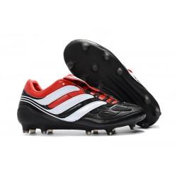 Nowe Buty piłkarskie Adidas Predator Precision FG Czarny Biały Czerwony