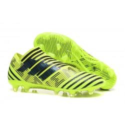 Nowe Buty piłkarskie - Adidas Nemeziz 17+ 360 Agility FG Żółty Czarny