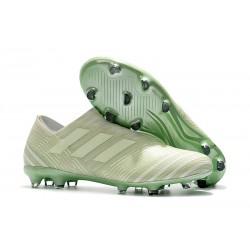 Nowe Korki pilkarskie Adidas Nemeziz 17+ 360 Agility FG Zielony Aero Zielony