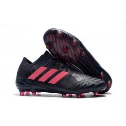 Nowe Buty piłkarskie adidas Nemeziz Messi 17.1 FG Czarny RÓŻowy