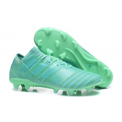 Buty Piłkarskie - Tani adidas Nemeziz Messi 17.1 FG Zielony