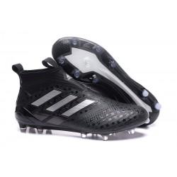 Buty piłkarskie - Tanie Adidas ACE 17+ PureControl FG Czarny Srebrzysty