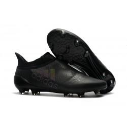 Tani Korki Piłkarskie Meskie adidas X 17+ FG - Czarny