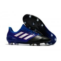 Korki Piłkarskie Adidas Ace 17.1 FG Niebieski Biały Czarny