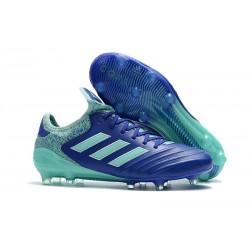 Profesjonalne Buty Piłkarskie Adidas Copa 18.1 FG Niebieski