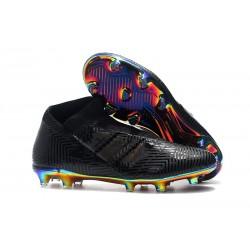 Profesjonalne - Korki Piłkarskie adidas Nemeziz 18+ FG - Czarny