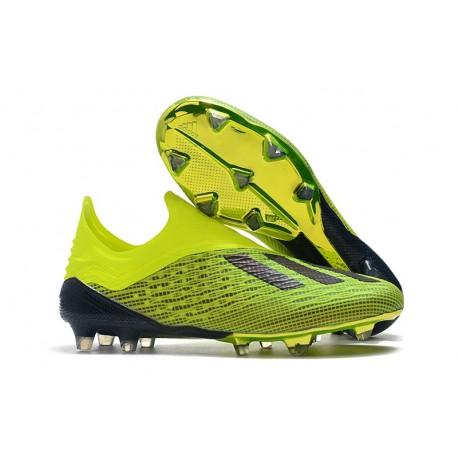 Profesjonalne Buty piłkarskie Adidas X 18+ FG