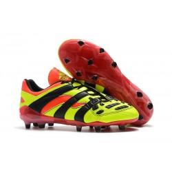 Korki Piłkarskie Adidas Predator Accelerator Electricity FG Żółty Pomarańczowy Czarny