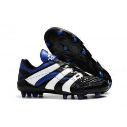 Korki Piłkarskie Adidas Predator Accelerator Electricity FG Czarny Biały Niebieski