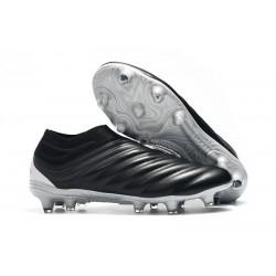 Profesjonalne Buty piłkarskie Adidas Copa 19+ FG Czarny Pomarańczowy