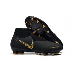 Meskie Buty piłkarskie Nike Phantom VSN Elite DF FG - Black Lux