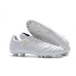 Profesjonalne Buty Piłkarskie Adidas Copa Mundial FG Biały Złoty
