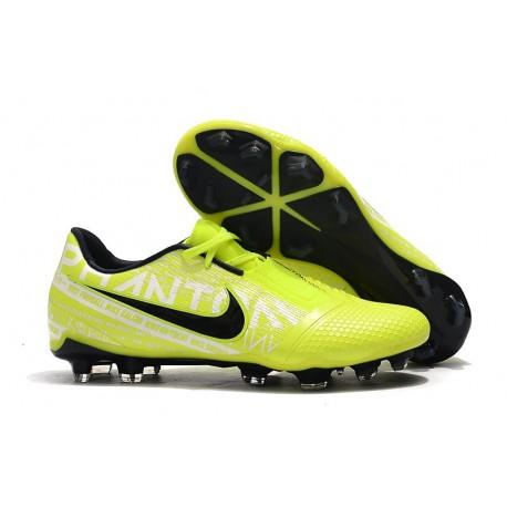 Buty Nike Phantom Venom Elite FG Żółty Biały Barely Fluorescencyjny