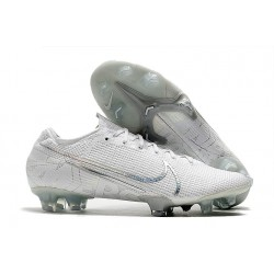 Buty piłkarskie korki Nike Mercurial Vapor 13 Elite FG Biały