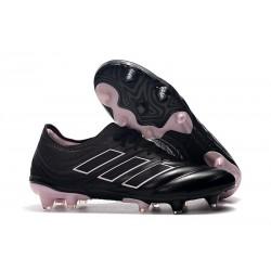 Najnowsze - Korki Piłkarskie adidas Copa 19.1 FG Czarny Różowy