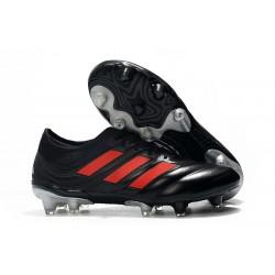 Profesjonalne Buty piłkarskie Adidas Copa 19.1 FG Czarny Czerwony