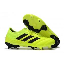 Profesjonalne Buty piłkarskie Adidas Copa 19.1 FG Zielony Czarny