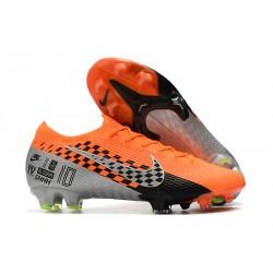 Nike Buty Mercurial Vapor XIII 360 Elite FG Pomarańczowy Chrom Czarny