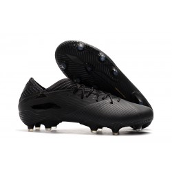 Buty Piłkarskie adidas Nemeziz 19.1 FG -Czarny