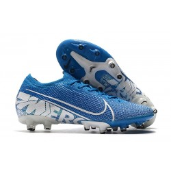 Nike Mercurial Vapor XIII Elite AG-PRO AC Niebieski Biały