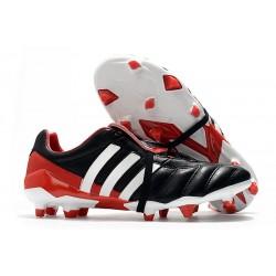 Korki Pilkarskie Adidas Predator Mania FG Czarny Biały Czerwony