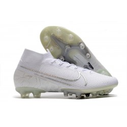 Nike Mercurial Superfly VII Elite AG PRO Biały Chrom