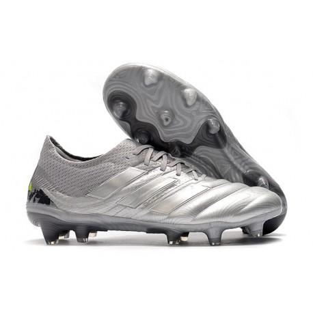 Buty piłkarskie adidas Copa 20.1 FG Srebrny Żółty