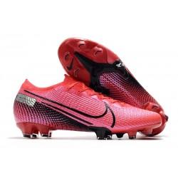 Nike Mercurial Vapor 13 Elite FG ACC Czerwony Czarny