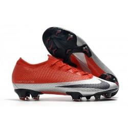 Nike Mercurial Vapor 13 Elite FG ACC Future DNA Czerwony Srebro Czarny