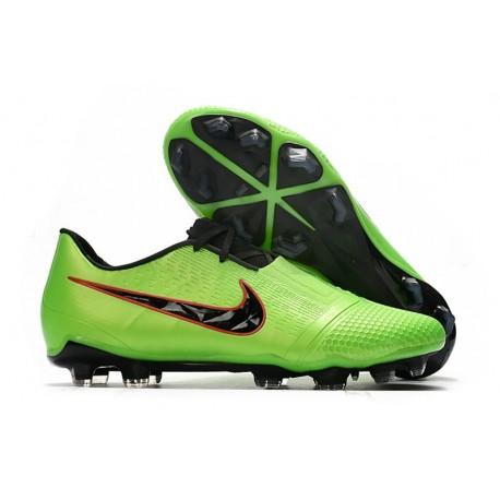 Nike Korki Pilkarskie Phantom Venom Elite FG -Zielony Czarny