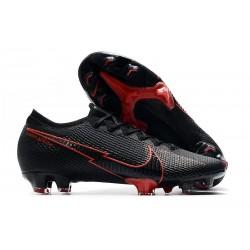 Nike Mercurial Vapor 13 Elite FG ACC Czarny Czerwony