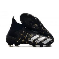 Buty Paul Pogba adidas Predator Mutator 20+ FG -Czarny Szary