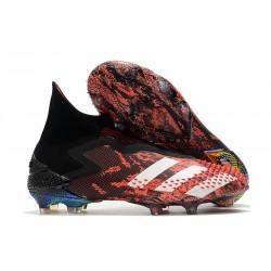 Buty adidas Predator Mutator 20+ FG -Czarny Biały Czerwony