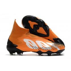 Buty adidas Predator Mutator 20+ FG -Pomarańczowy Biały Czarny