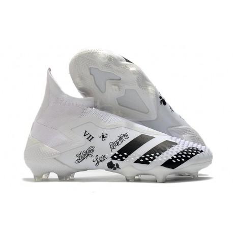 adidas Korki Predator Mutator 20+ FG - Biały Czarny