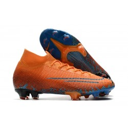 Nike Mercurial Dream Speed 003 'Phoenix Rising' Concept Pomarańczowy