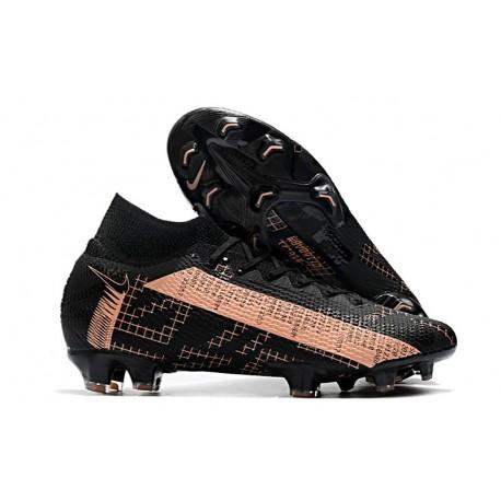 Nike Mercurial Superfly 7 Elite FG ACC Czarny Różowy