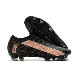 Buty Nike Mercurial Vapor XIII Elite FG Czarny Różowy
