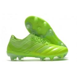 Buty piłkarskie adidas Copa 20.1 FG Zielony Biały