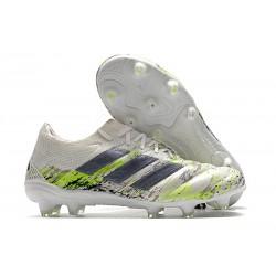 Buty piłkarskie adidas Copa 20.1 FG Biały Czarny Zielony