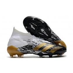 adidas Predator Mutator 20.1 FG Buty piłkarskie Biały Złoty Czarny