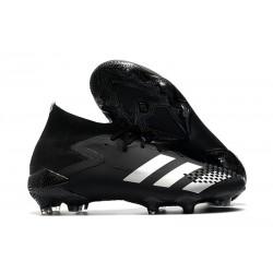 adidas Predator Mutator 20.1 FG Buty piłkarskie Czarny Srebro