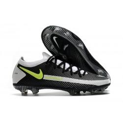 Buty piłkarskie Nike Phantom GT Elite FG Czarny Szary Zawistny