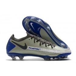 Nike Korki 2021 Phantom GT Elite FG Niebieski Wilczy Czarny